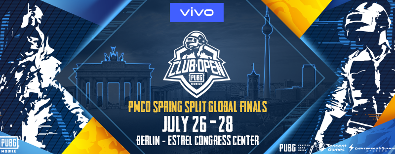 PUBG Mobile Club Open: Spring Split Global Finals Day