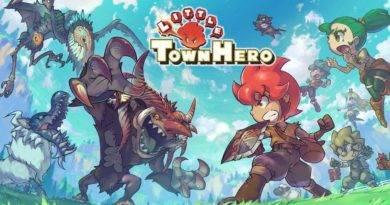 ตัวอย่างเกมเพลย์ Little Town Hero