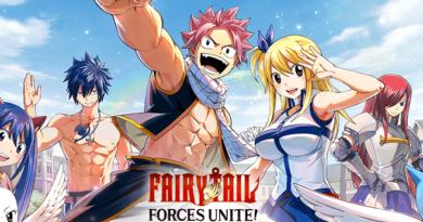 Fairy Tail Forces Unite