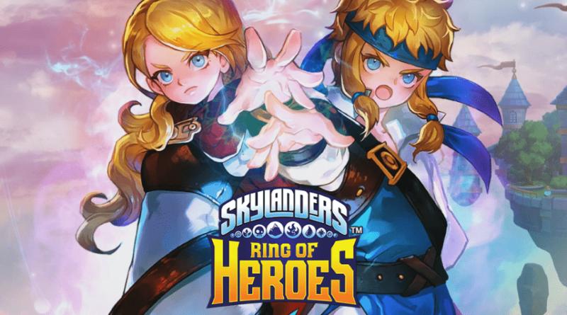 Skylander Ring of Heroes