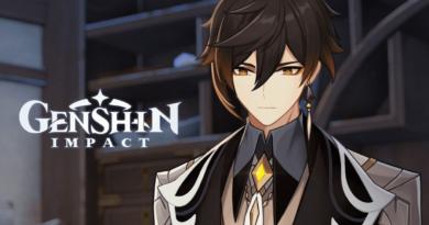 Zhongli Genshin Impact
