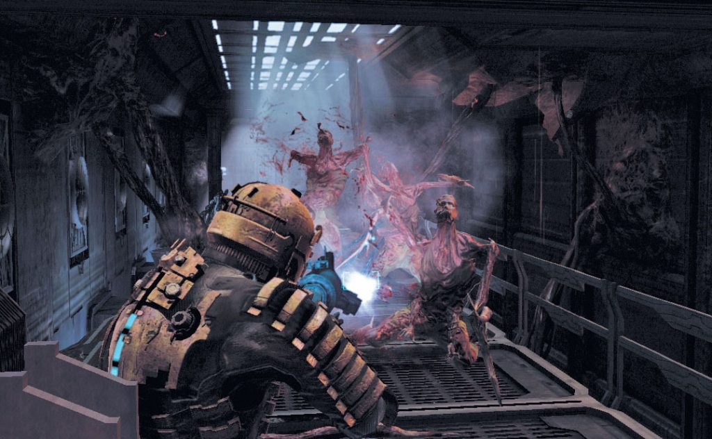 ข่าวเกมส์ Dead Space