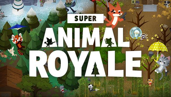 ภาพเกมส์ Super animal royale