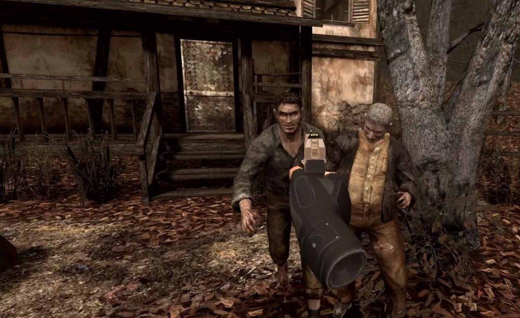 ข่าวเกมส์ Resident Evil 4 VR